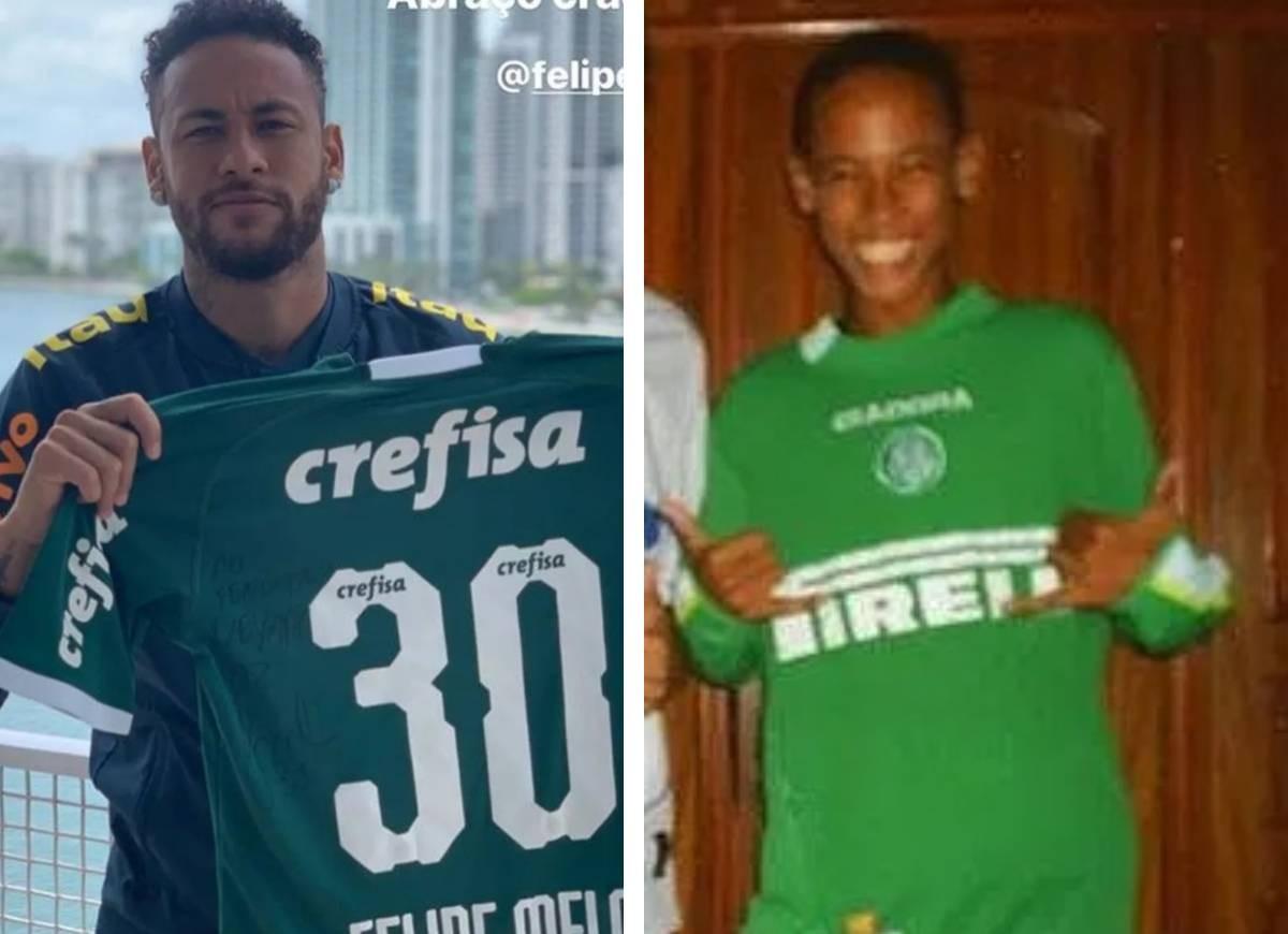 """novo projeto Y3O8L6H - """"Galera do mimimi"""", diz Neymar rebatendo críticas por trocar Palmeiras pelo Santos"""