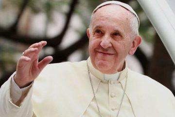 papa 360x240 - Papa Francisco diz que Olimpíadas trazem esperança na pandemia
