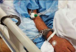 Esfaqueado durante assalto, motorista de aplicativo é preso ainda no hospital, em João Pessoa
