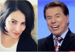 Sônia Lima esclarece boatos de romance com Silvio Santos – VEJA VÍDEOS