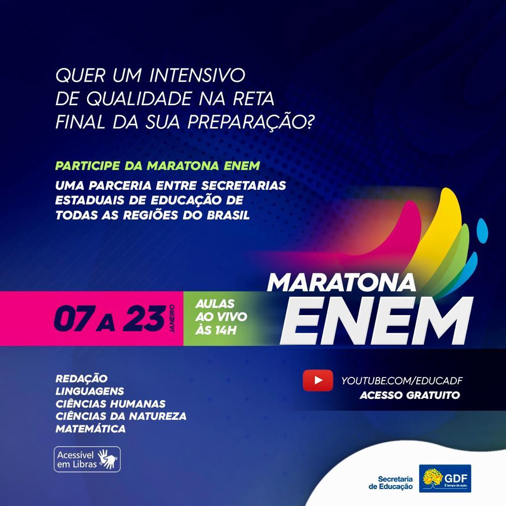 tv assembleia enem - Maratona ENEM: TV Assembleia transmite em canal aberto bizurada para provas do exame