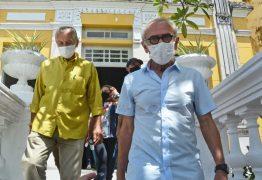Cícero Lucena visita novos moradores do Condomínio Vista do Verde