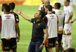 Sport cobra anulação de jogo com o Palmeiras e fim do VAR em seus jogos