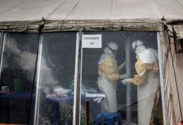 Novo caso de ebola é detectado no Congo, diz Ministério da Saúde