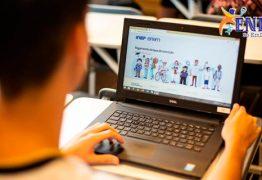 Versão digital do Enem apresenta 68% de abstenções, de acordo com o Inep