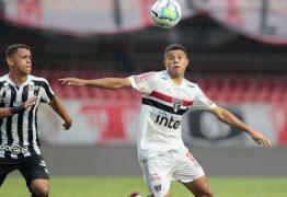 Gabriel Sara volta e São Paulo ataca o Botafogo para se garantir na fase de grupos da Libertadores