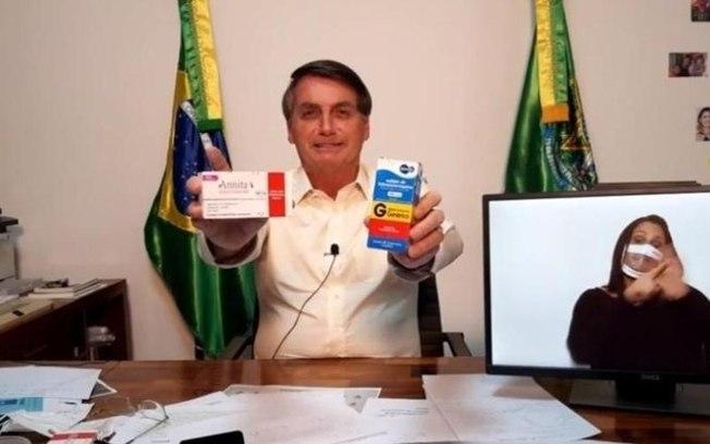 Parecer do Ministério da Saúde contraindica uso de cloroquina, ivermectina e azitromicina para pacientes com Covid-19