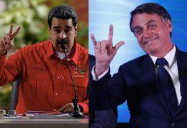 Maduro chama Bolsonaro de mesquinho e anuncia envio de mais oxigênio