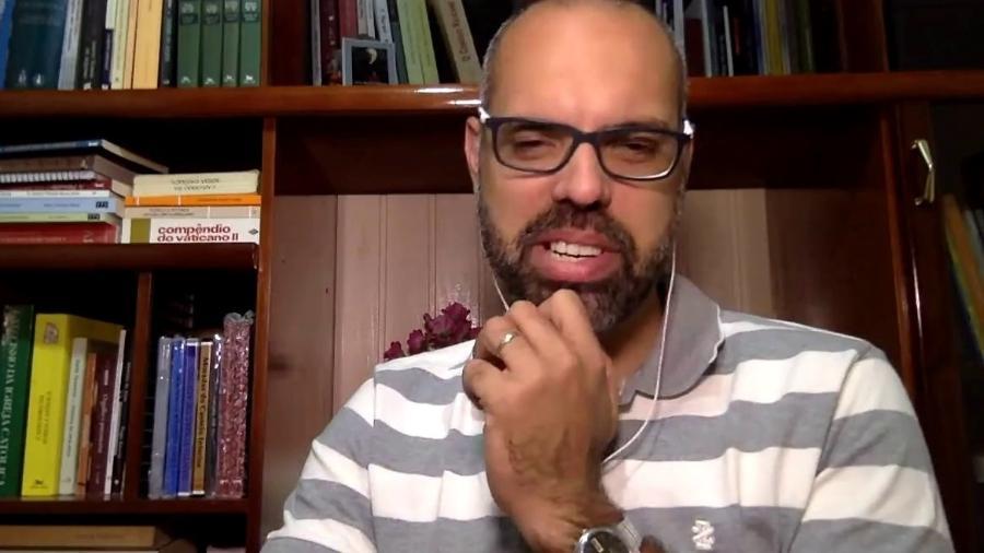 allan dos santos - Por ordem do ministro Alexandre de Moraes, Twitter bloqueia duas contas do blogueiro bolsonarista Allan dos Santos