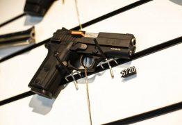 Importação de revólveres e pistolas no governo Bolsonaro é maior do que nos de Lula, Dilma e Temer somados