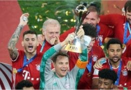 Bayern de Munique bate o Tigres por 1 a 0 e é tetracampeão mundial de clubes