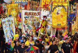 FORA DA AVENIDA: com sentimento de saudade, bloco Muriçocas do Miramar comemora 35 anos
