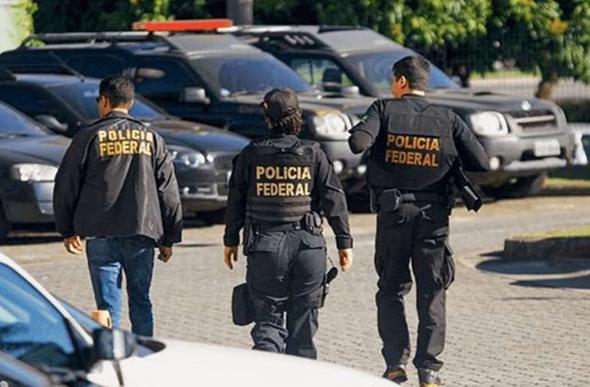 concurso pf - OPERAÇÃO RELAÇÕES PERIGOSAS: PF prende suspeitos de associação ao tráfico e bloqueia 200 contas bancárias