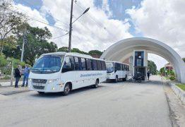Ônibus circular serão disponibilizados pela UFPB durante retorno das aulas