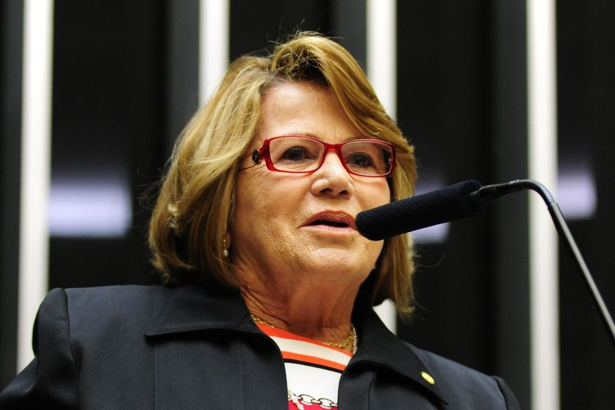 deputada federal nilda gondim - Golpistas usam o nome da senadora Nilda Gondim para pedir dinheiro a prefeitos na Paraíba
