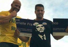 deputado quebra placa 262x180 - Prisão de deputado extremista pode abrir precedente histórico no Brasil - Por Samuel de Brito
