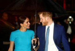 Harry e Meghan fazem 'separação final' com a família real britânica