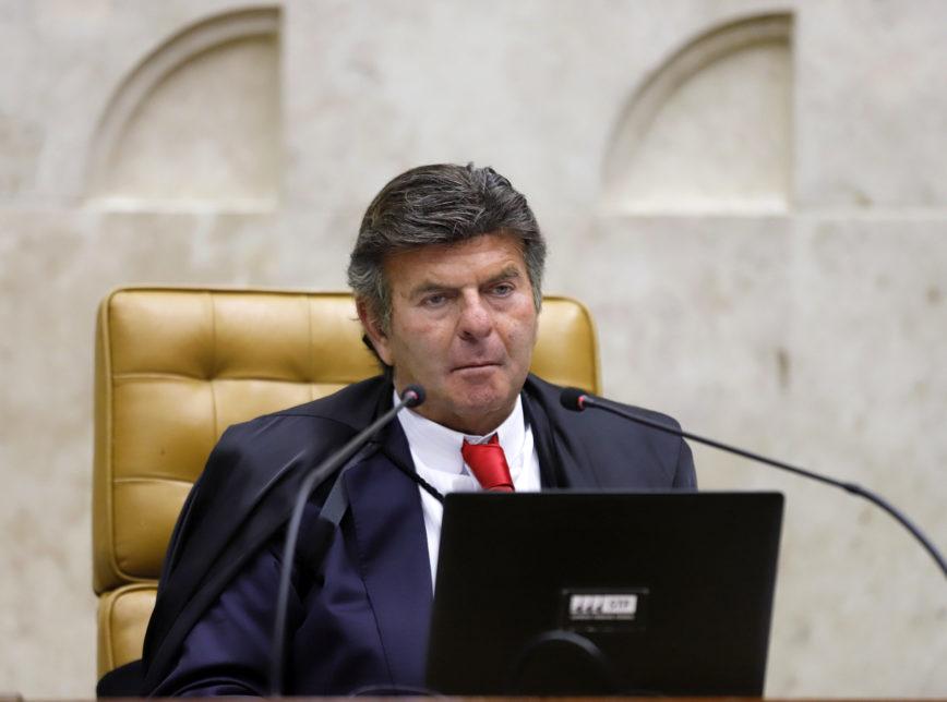 luiz fux STF scaled 1 868x644 1 - GUERRA ENTRE PODERES: Fux cancela reunião com Bolsonaro e faz duro discurso contra presidente; VEJA VÍDEO