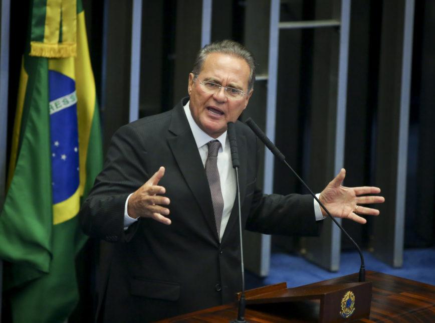 renan calheiros - Renan Calheiros vai pedir anistia a hackers do caso Moro-Dallagnol, a 'Vaza-Jato'