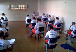 764 reeducandos de 51 unidades prisionais da Paraíba realizam Enem nesta terça e quarta-feira