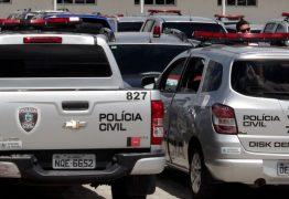 Três pessoas são presas pela Polícia Civil com armas que seriam usadas em assaltos a bancos na Paraíba