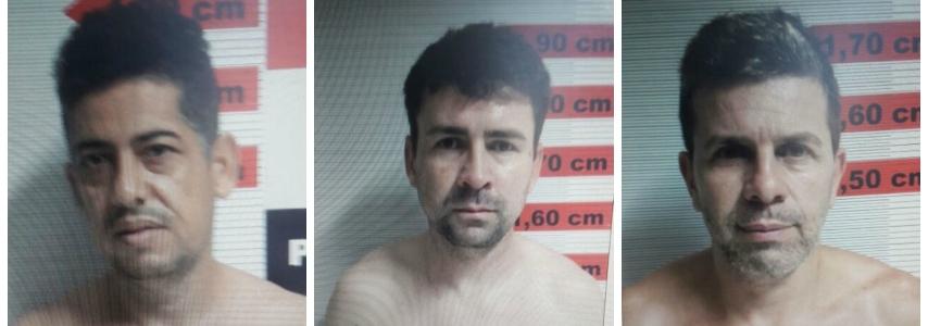8878 - Dono de restaurante em Campina Grande foi preso acusado de liderar quadrilha que assaltava bancos e carros fortes