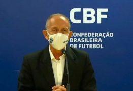 """CBF mantém futebol e defende protocolo: """"Seguro e responsável"""""""