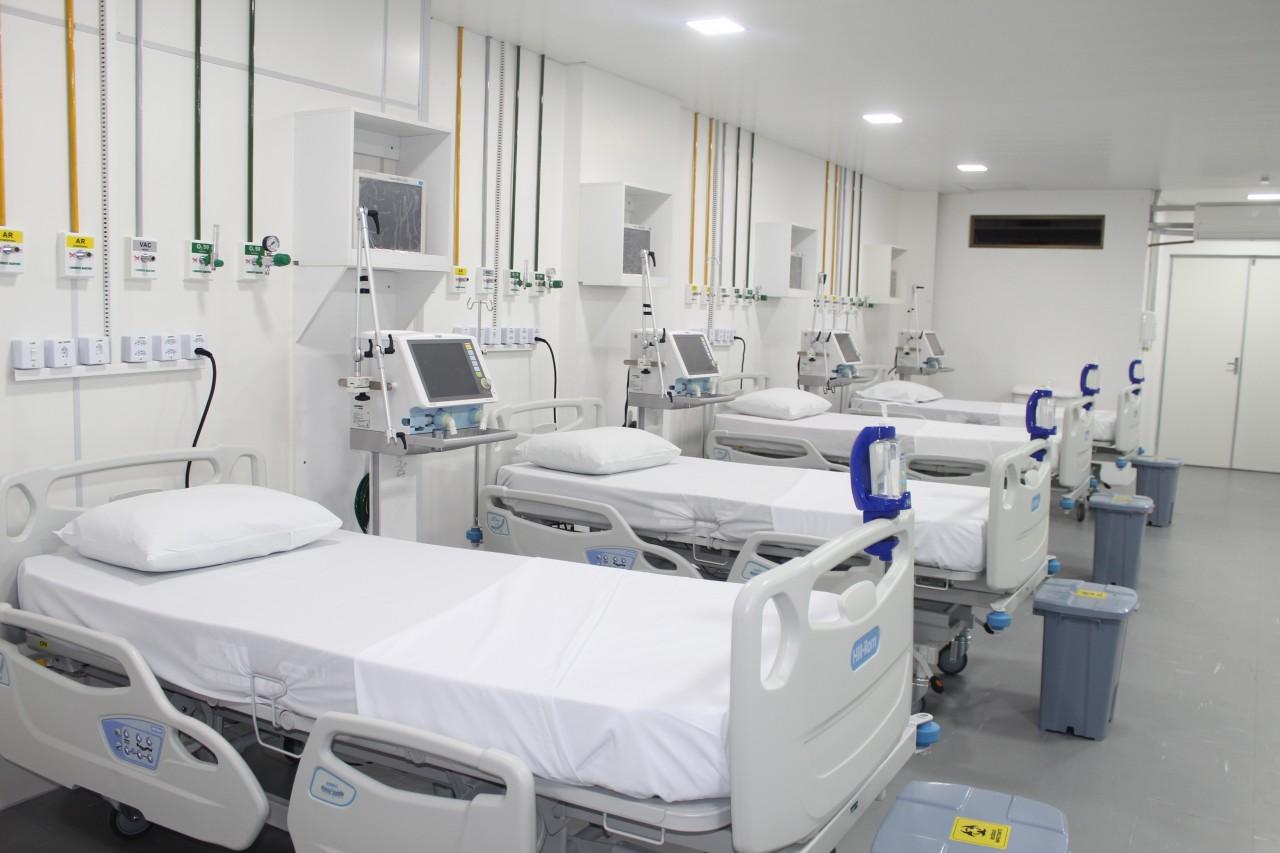 Nova UTI HAUW 02 - Unimed João Pessoa inaugura nova UTI no Hospital Alberto Urquiza