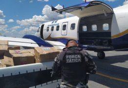 MPF SE POSICIONA: avião com drogas apreendido na PB pode ser utilizado no combate à Covid-19