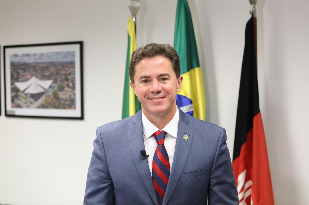 WhatsApp Image 2021 03 07 at 10.41.58 - Com chapa de consenso, Senador Veneziano será novo presidente do MDB da Paraíba
