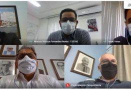 Veneziano articula parceria entre o Hospital da FAP e Cagepa para ampliar doações à instituição, referência no combate ao câncer na PB