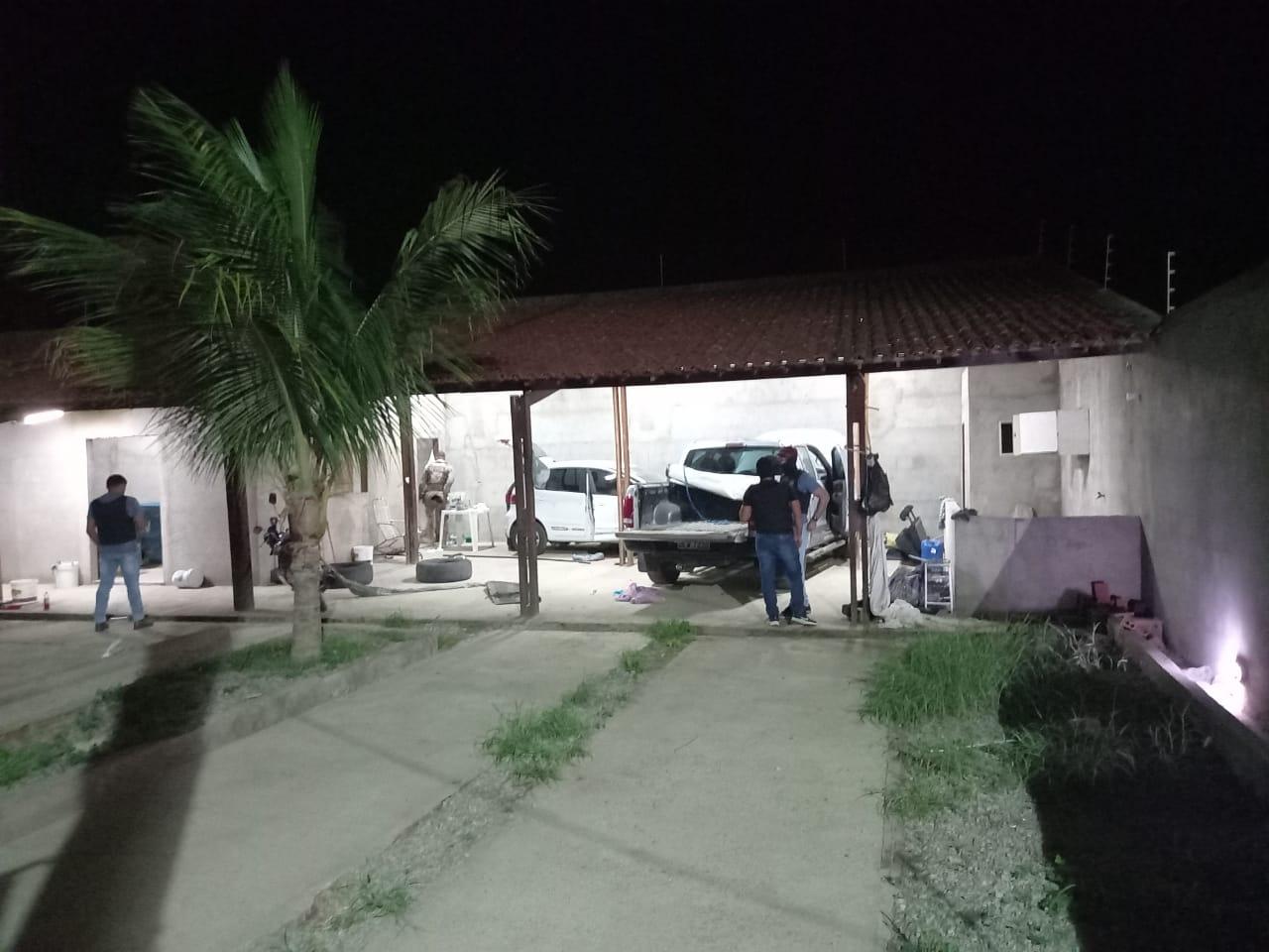 WhatsApp Image 2021 03 13 at 10.51.17 2 - AÇÃO CONJUNTA: Polícias Federal e Militar prendem traficante mais procurado no Nordeste - VEJA IMAGENS