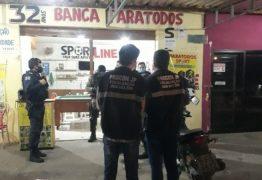 Comerciante é preso por promover jogos de azar em João Pessoa