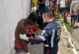 TRIBUNAL DO CRIME? Bandidos atiram em mãos de dois jovens em JP; polícia investiga