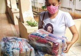 Governo do Estado inicia distribuição de cestas básicas para alunos da rede pública
