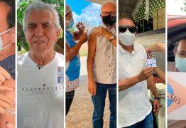 Deputados paraibanos recebem primeira dose da vacina contra a Covid-19 – Veja quem já foi imunizado