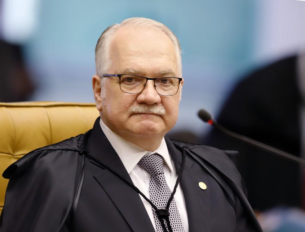 fachin - Fachin mantém decisão que anulou condenações de Lula e envia caso ao plenário do STF