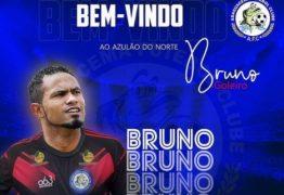 Na madrugada desta quarta, goleiro Bruno é anunciado por time do Tocantins