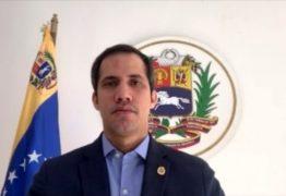 Líder da oposição venezuelana, Juan Guaidó afirma que testou positivo para Covid-19