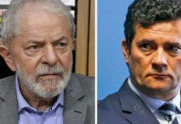 """REALIZADO! Com descrédito da Lava Jato, Lula diz que Moro é """"deus de barro"""" e que não tem medo de disputar a eleição com nomes da terceira via"""