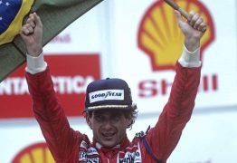 Primeira vitória de Ayrton Senna no GP do Brasil completa 30 anos