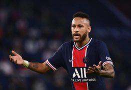 Se recuperando: Neymar será reavaliado nesta sexta e expectativa é pela volta contra o Barcelona