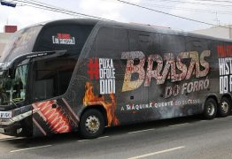 Para evitar prejuízos financeiros, Banda Brasas do Forró vende ônibus, terreno e carro particular