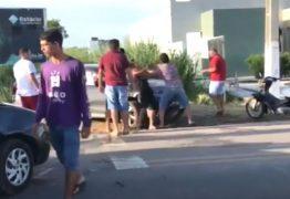 Após se envolver em acidente de trânsito em Cajazeiras, promotor de Justiça é agredido por popular – VEJA VÍDEO