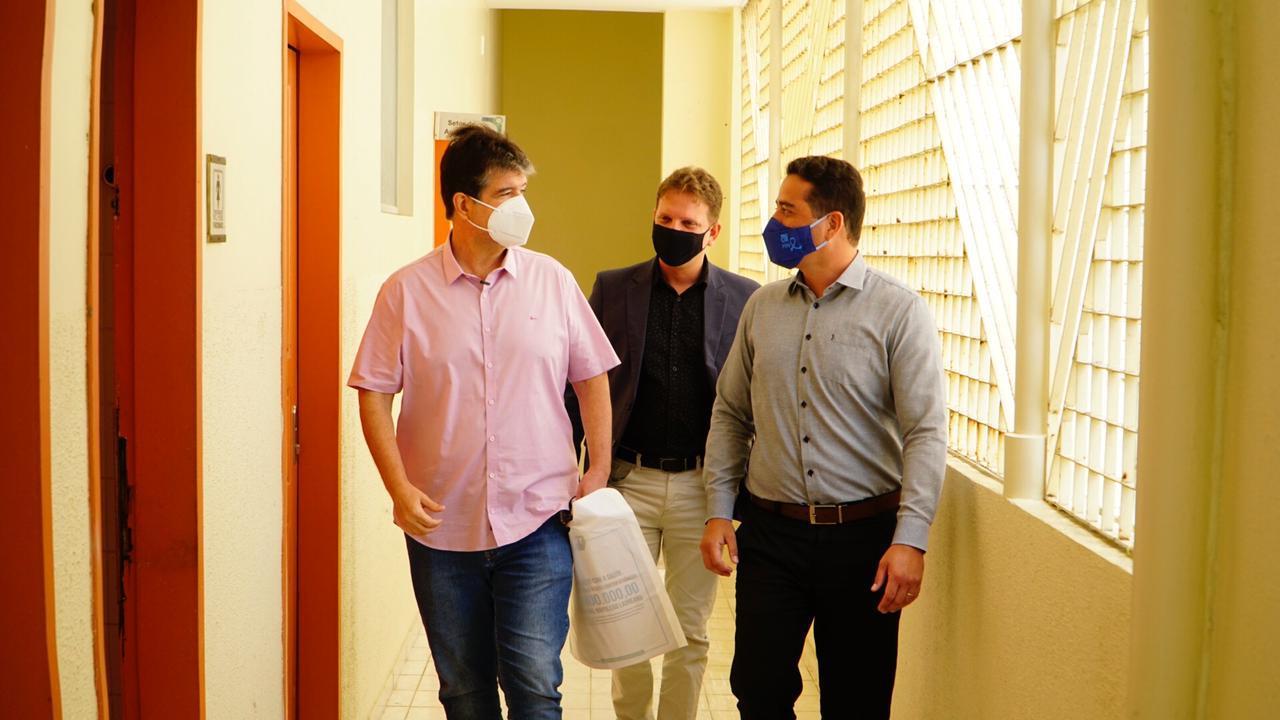 A4AACE06 5974 4F61 8456 EC82997CF10A - Ruy Carneiro diz que prefeitura prejudica Hospital Laureano ao segurar repasse já liberados
