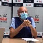 Geraldo Medeiros 150x150 - Saúde vai discutir retomada de eventos e shows no estado