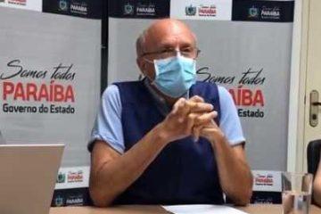 Geraldo Medeiros 360x240 - Saúde vai discutir retomada de eventos e shows no estado