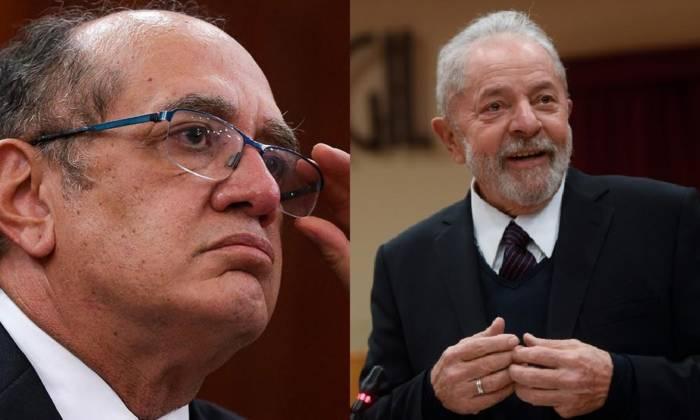 GilmarMendesvsLula - Ministro Gilmar Mendes decide que ex-juiz Sergio Moro é suspeito em todos os processos contra Lula