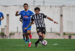 Com arbitragem controversa, Perilima e Botafogo-PB ficam no empate, no Amigão