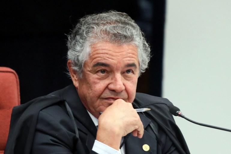 Marco Aurélio - Aposentadoria do ministro do STF Marco Aurélio Mello é publicada no Diário Oficial da União